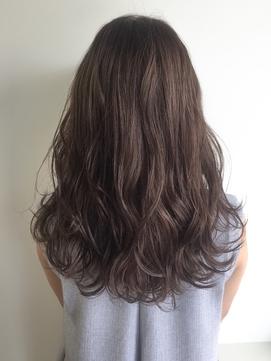 【hair&make  bis】大人可愛い イルミナ ヌード
