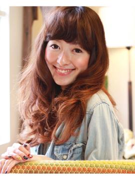 ☆重め無造作カール☆【LDK hair salon】048-729-6307