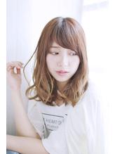美髪デジタルパーマ/バレイヤージュノーブル/クラシカルロブ131 Oggi.6