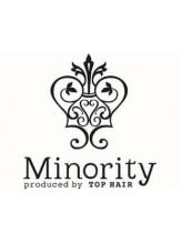 マイノリティー(Minority Produced By TOPHAIR)