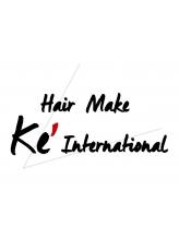 ヘアーアンドメイクアップ ケー インターナショナル 神楽坂(Ke' International)