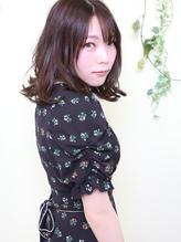 ミディアム人気No1!大人かわいい無造作カール.53