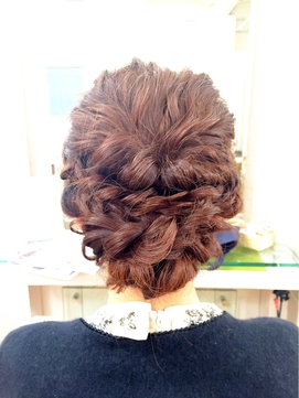 Neolive ora ヘアセット