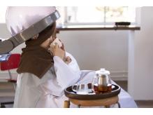 美味しいお茶を飲みながらゆったり自分だけの空間を寛げる…◆