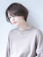 [中村 マサアキ]ナチュラルな毛流れショート☆.49