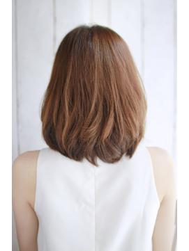 美髪デジタルパーマ/バレイヤージュノーブル/クラシカルロブ/733
