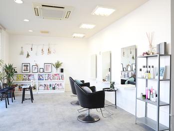 ヘアー アトリエ ノイ(hair atelier noi.)(大分県中津市/美容室)