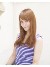 艶髪♪ナチュラルストレート イエローアッシュ.10
