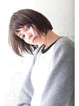ソフトなラウンドボブ 【neolive eclat 上野御徒町店】.52