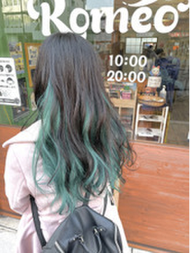 アニ髪.ツイステ《フロイド》◎