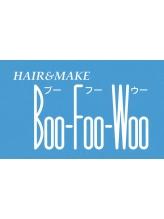ヘアアンドメイクブーフーウー(HAIR&MAKE BooFooWoo)