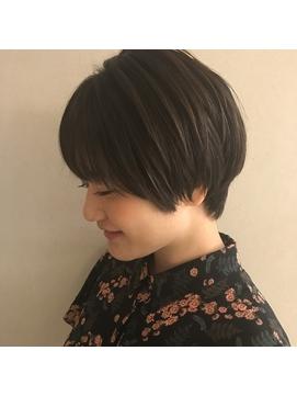 【Lond fleur 石畑結華】ハンサムショート
