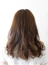 【東中野】美髪パーマで叶う、思いのままのニュアンス。抜け感ゆるふわStyleも、お家で簡単スタイリング♪