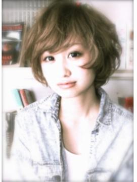 MANON2015☆モテ系ショート