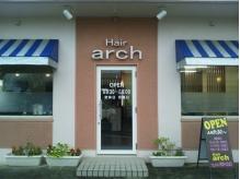 ヘアアーチ(Hair arch)