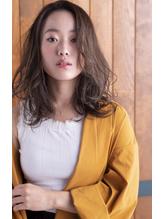 マーメイドアッシュ×セミディ【hair design collet】.23