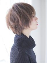 【ojiko.】大人可愛いクラシカルショートボブ ゆるふわ.19