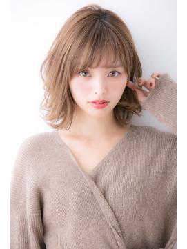 【池袋/安部】イメチェン!外ハネパーマロブ☆インスタyushi_e02