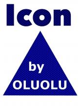 アイコンバイオルオル (Icon by OLUOLU)