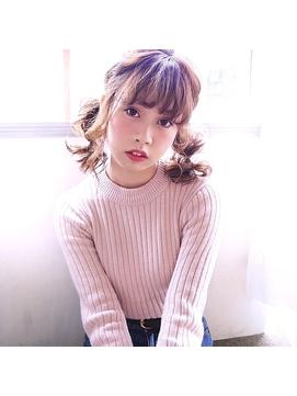 ヴァンカウンシルプティ【チュールカーキッシュ】ツインアレンジ