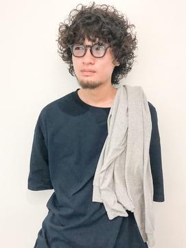 【AO 晴】90sヘア☆外国人風くせ毛風パーマ