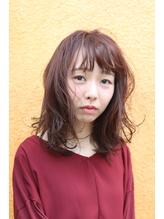 【ROOF用賀店】冬こそツヤカラー Throw スウィートピンク.38
