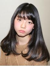 最高級美容液[ラ・メール]を使用した縮毛矯正が大好評♪にがり成分配合でダメージも抑え、驚きの美髪に…