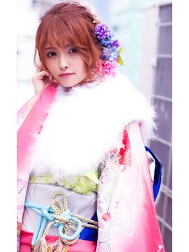 ☆CAPSULE☆成人式スタイル2020