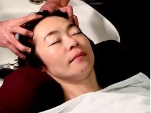◇仲町台1分◇[VENI VIDI VICI]のヘッドスパで、日頃の疲れをリフレッシュ★地肌から健康な髪を実現♪