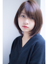 【Lond 川上功介】カジュアルショートボブ 愛され.58