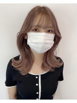 【Capture KEN】 韓国風くびれヘア/オルチャンヘア