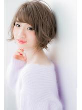 *LOREN*2017年夏オススメ♪女性らしいゆるふわ小顔ショート パーティ.14