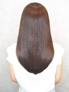 ◆美髪チャージ  暗髪カラー【髪質改善トリートメント配合】