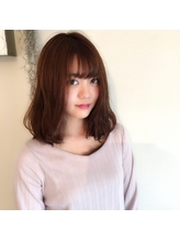 春色切りっぱなしミディ☆.52