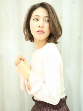 K-two京都/大人ボブカット☆ニュアンスカール/四条烏丸御池