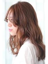 ラフな巻き髪ロング.35