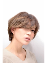 【anon by air 田中】大人女子のハンサムショート.6