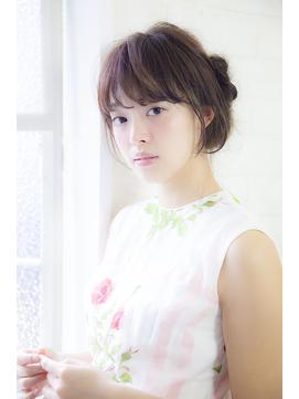 [Garland/表参道]☆フェミニンルーズアレンジ03☆