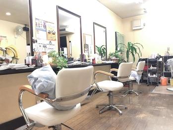 ヘアーズパッション(Hair's Passion)(熊本県菊池市/美容室)