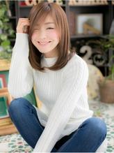 *+COVER HAIR+*…うざバングがPOINT♪透明感☆ストレートa 小悪魔.3