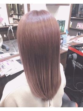 キュート☆大人ピンキー          【GRAN HAIR南店】