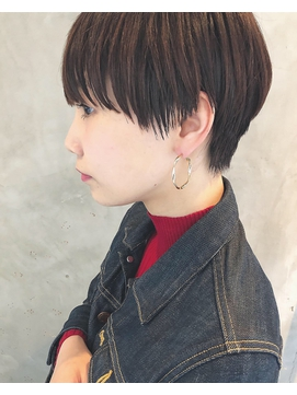 [helvetica hair] very short