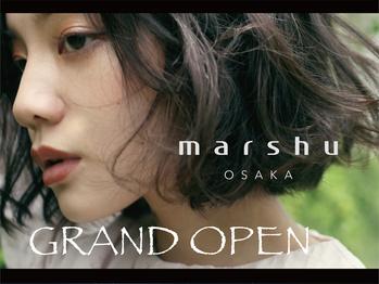 マーシュ(marshu)(大阪府大阪市淀川区/美容室)