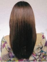 【西京極】スタイリングが簡単な素敵スタイルを提案!ナチュラル系デジタルパーマ、縮毛矯正がオススメ☆
