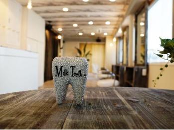 ミルクティース(Milk Teeth)のイメージ写真