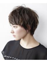 [ GARDEN ] 黒髪 × ナチュラルベリーショート (久分 祐太郎) ベリーショート.30