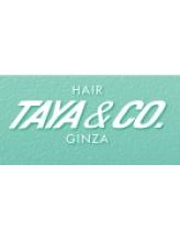 タヤアンドコーギンザ 銀座本店(TAYA&CO. GINZA)