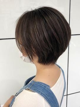 【ZESTbis立川】白髪を目立たなくするハイライトカラー