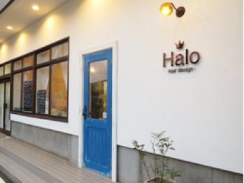 ハロ (Halo hair design)(新潟県新潟市中央区/美容室)