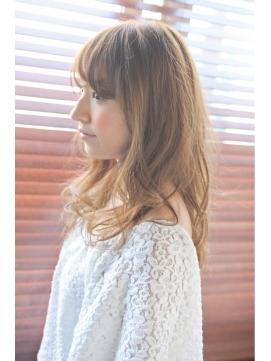 ☆シフォンロング☆【hair salon links】03-5985-4850